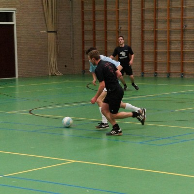 Zaalvoetbal 30 november 2015